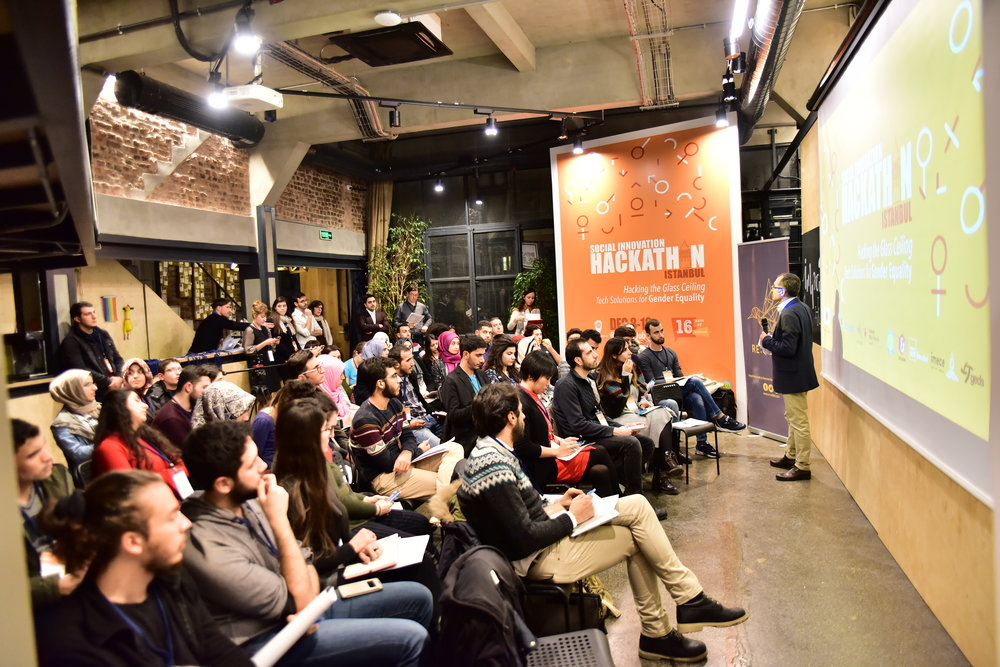 SPEAKER SESSIONS & EVENTS! - Each month, we curate talks from leading technologists and entrepreneurs in Iraq and Turkey.