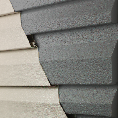 Polaris Siding