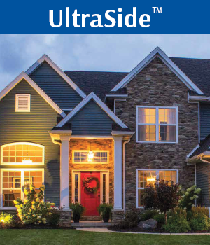 UltraSide Vinyl Siding