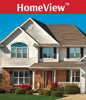 HomeView Vinyl Siding