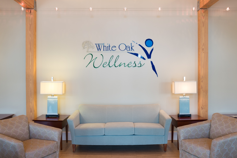 White Oak Wellness Lobby
