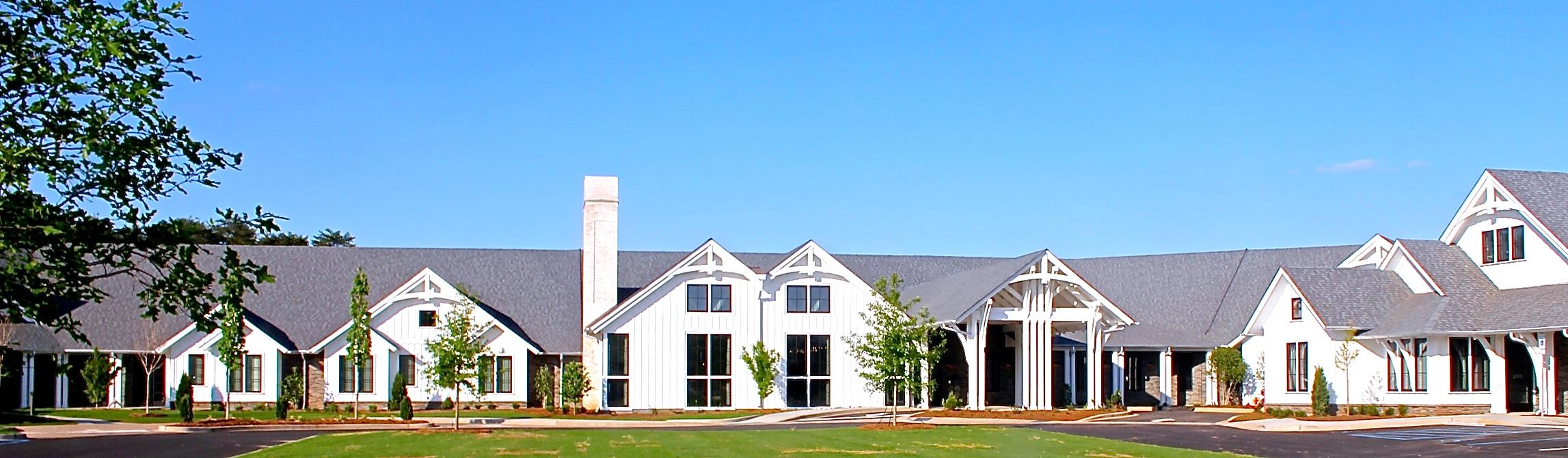 North Grove Spartanburg, SC — White Oak Management
