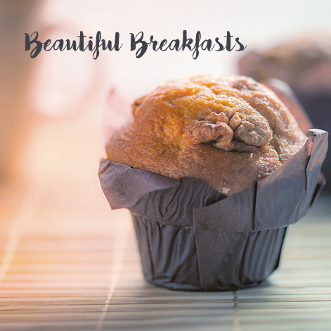 Awaken. - After a peaceful sleep, you will get up to have breakfast.  Brooke says it will NOT be muffins.
