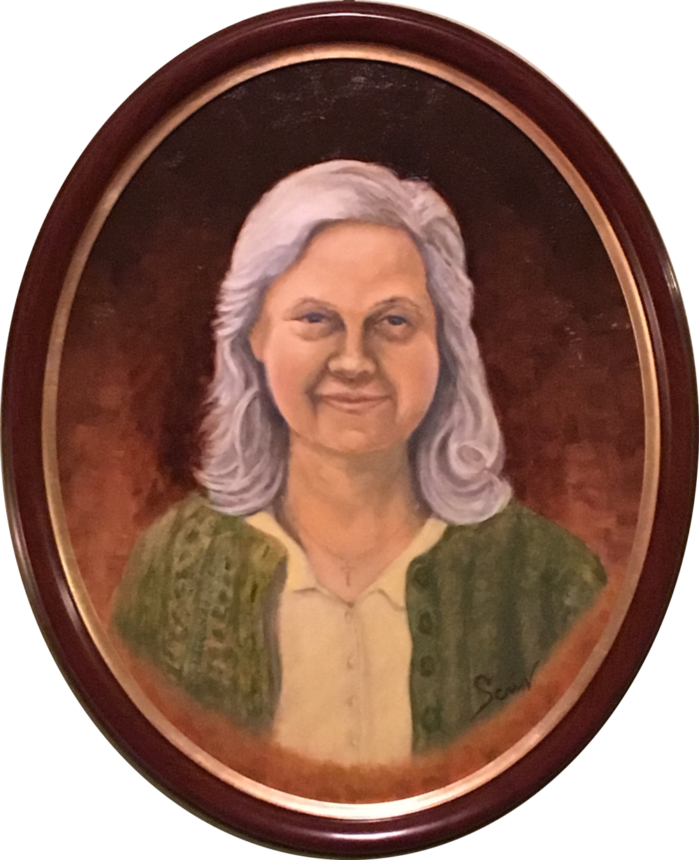 Anna Scrivanich (1923-2018)