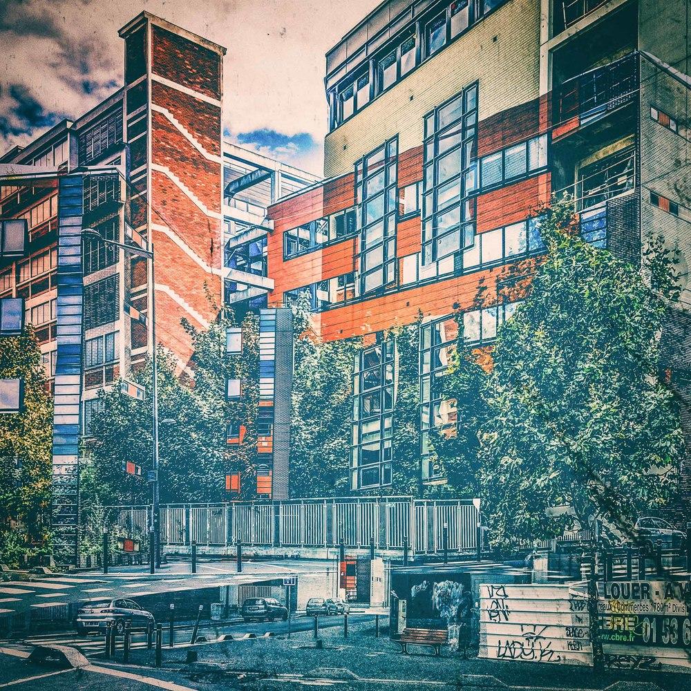 Immeubles à Montreuil