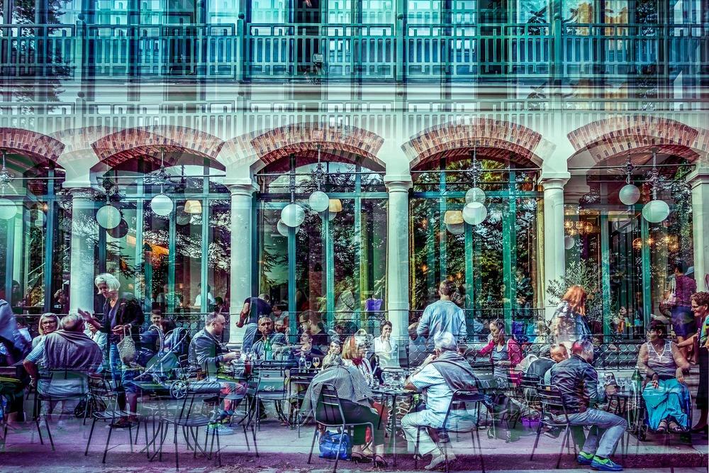 Restaurant des Buttes-Chaumont
