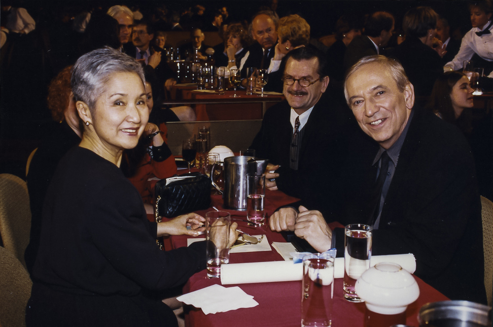 Prix Paul-Emile Borduas, 1995, Michiko Yajima, René Blouin, Charles Gagnon