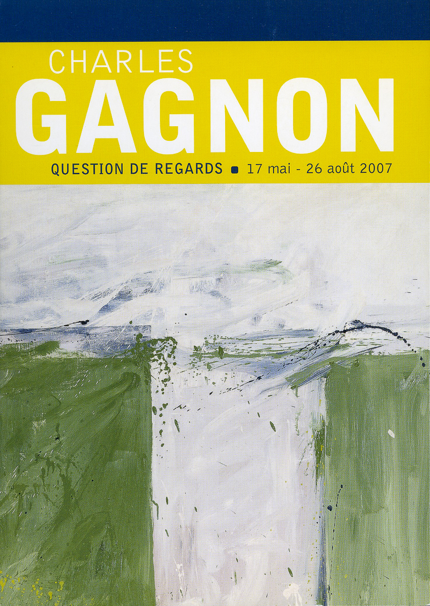 Invitation, Musée du Québec, 2007
