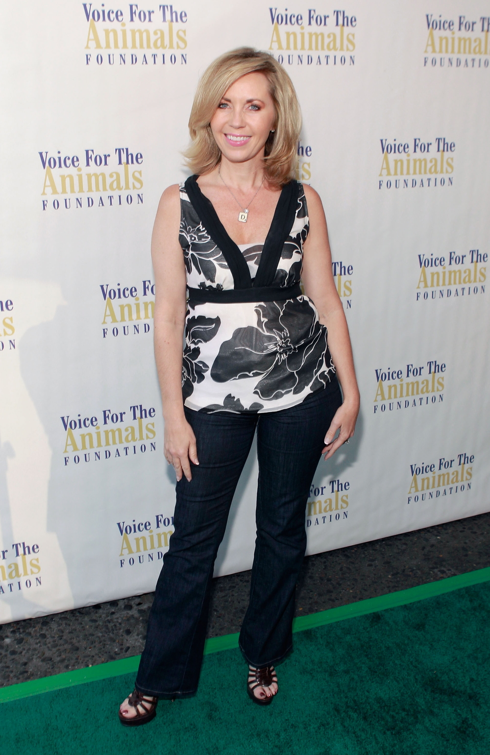 "Supporting Lily Tomlin's ""Stand-Up For Animals"" comedy benefit for Voice For the Animals Foundation. www.vftafoundation.org"