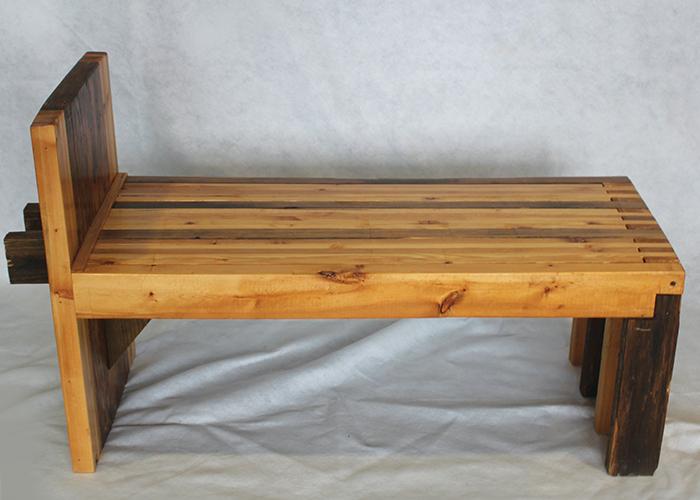 Pine Line Bench