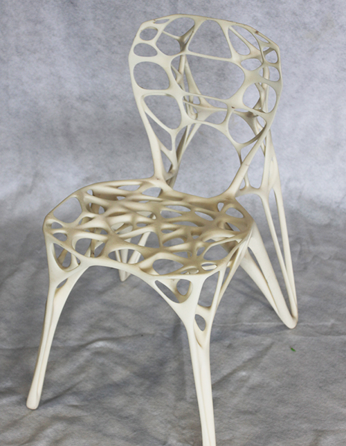 3D Printed Web Chair