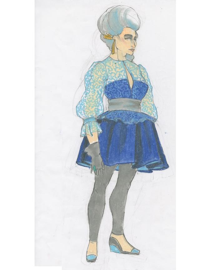 Mme de Tourvel