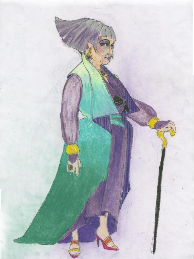 Mme de Rosemonde