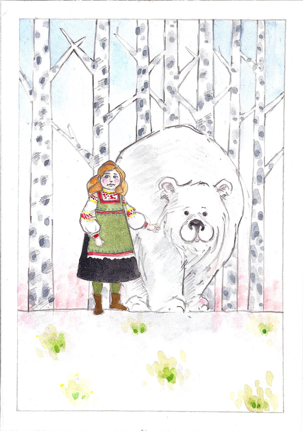 The Princess & the Polar Bear.jpg