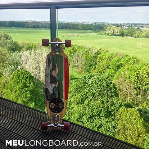 Longboard é Longboard onde você for do mundo!