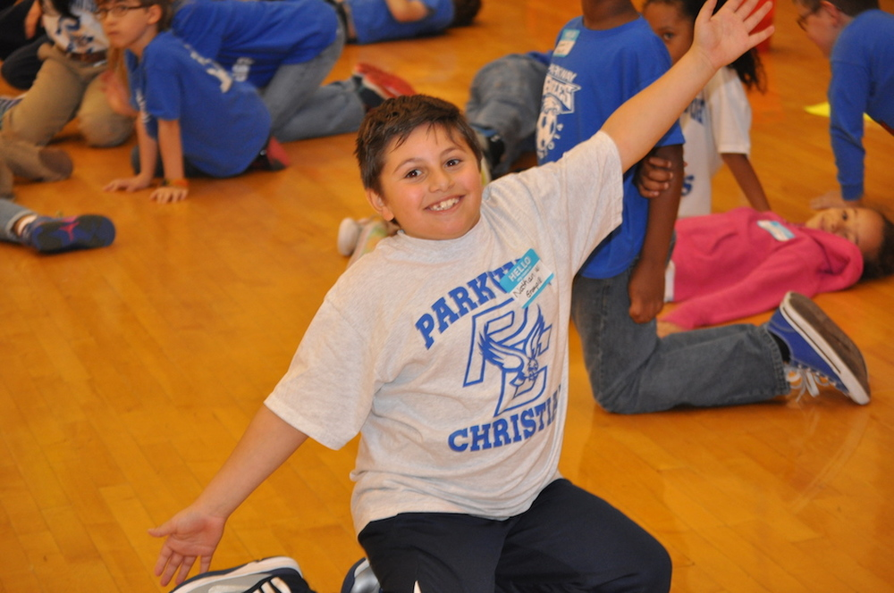 Parkway Christian Move-A-Thon