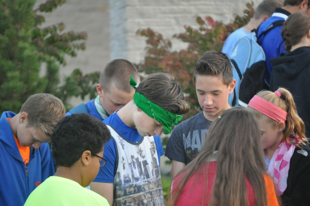 Parkway Christian School See You At The Pole