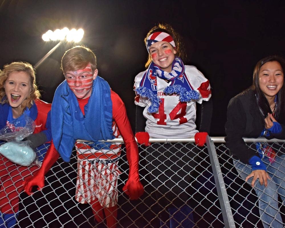 Parkway Christian School Fans