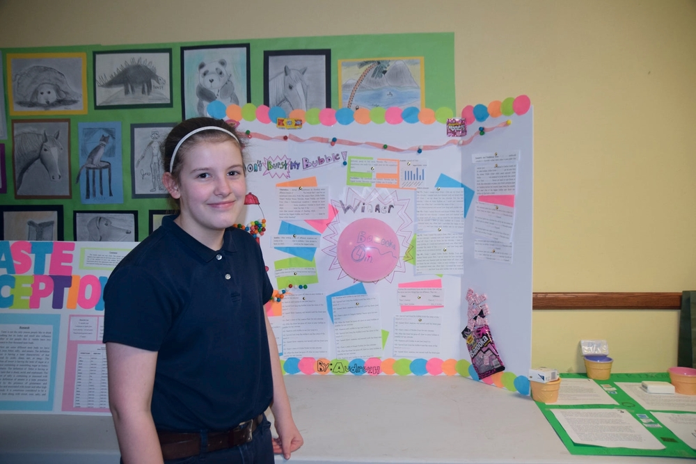 Parkway Christian School Science Fair