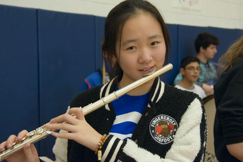 Parkway Christian School High School Band