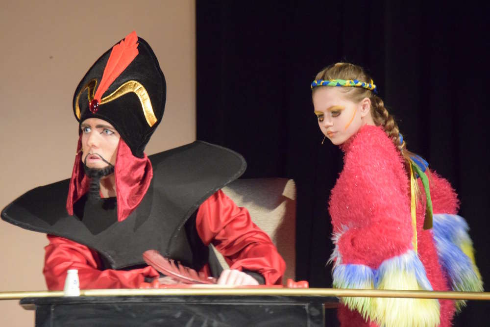 Parkway Christian School Aladdin Jr