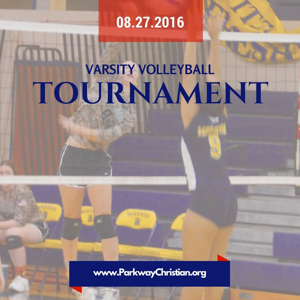 Parkway Christian Varsity Volleyball