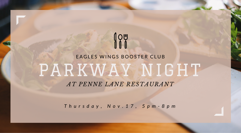 Parkway Christian School Booster Club Fundraiser