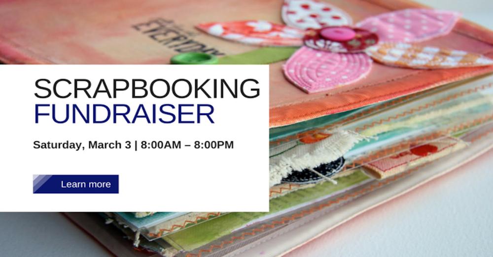 Parkway Christian School - Scrapbooking Fundraiser