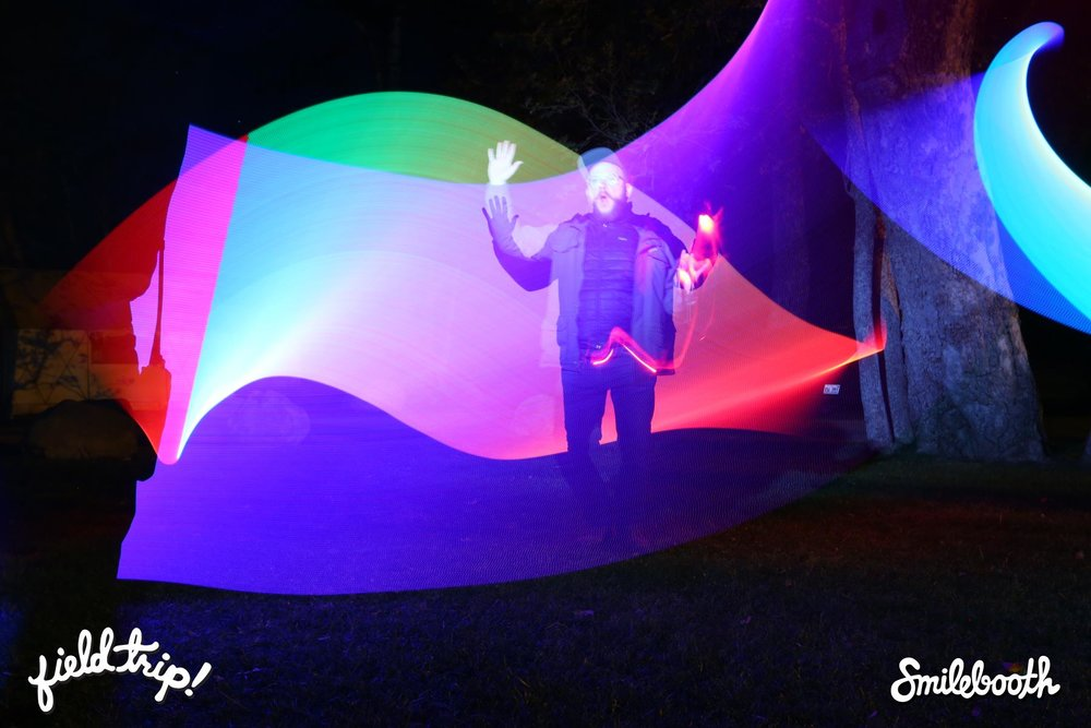 Lighting : Light Painting