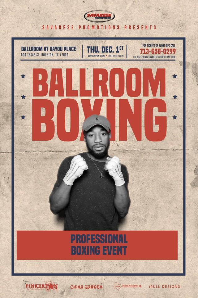 Ballroom Boxing
