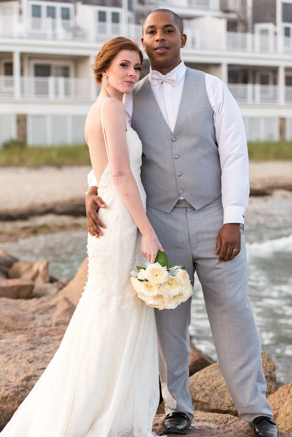 nautical wedding in cape cod