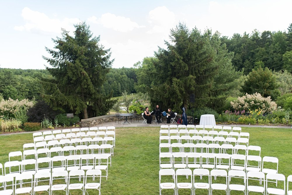 tower hill botanic garden perfect location for outdoor summer wedding