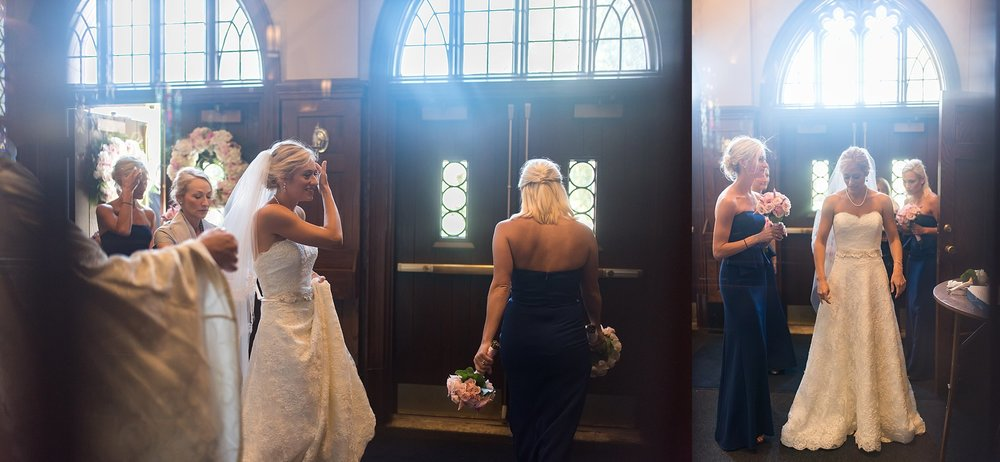 bride getting ready at saint mary catholic church.jpg