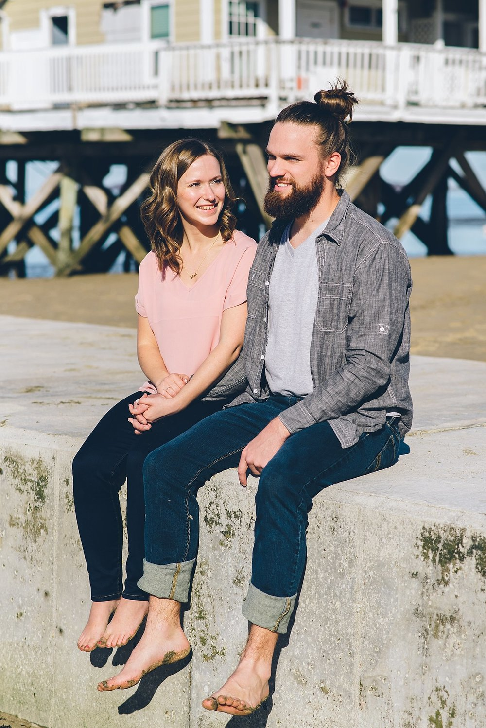 quincy engagement photography
