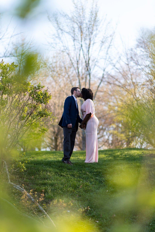 Engagement Photographer in Boston