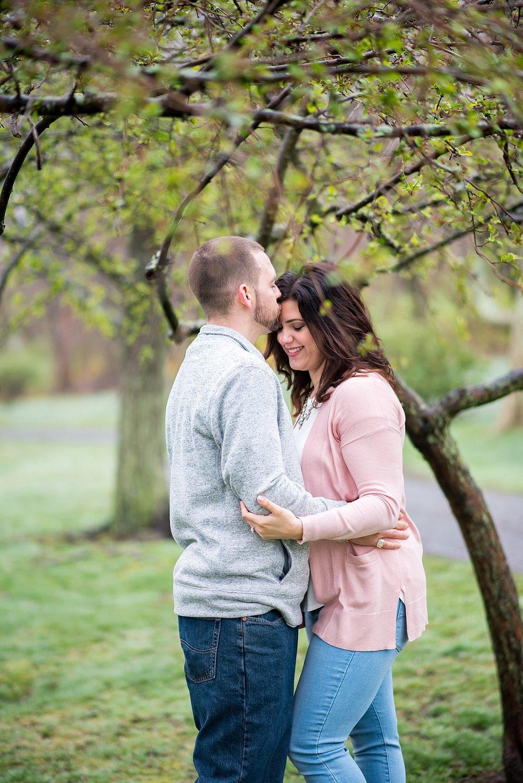 Larz Anderson Park Engagement