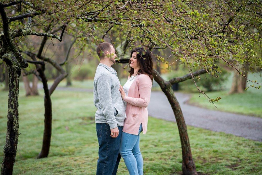 surprise engagement in boston