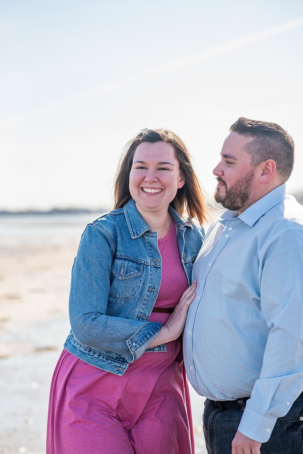 Engagement Photography in Quincy