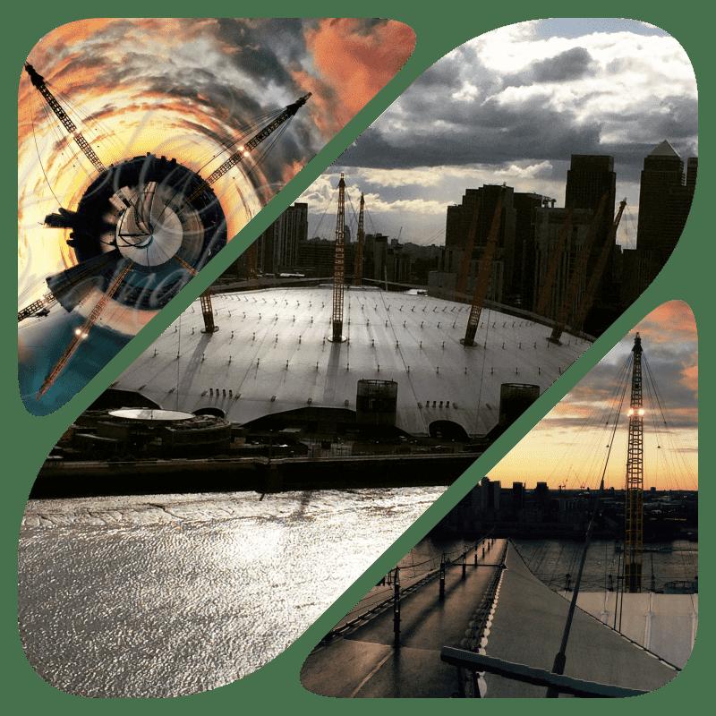 O2 Millennium Dome
