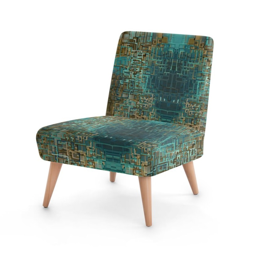Retro Occasional Chair