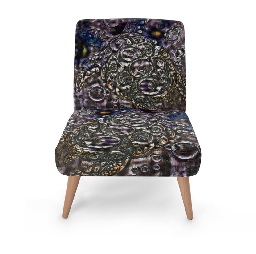 Sea Life Occasional Chair