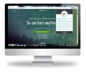 LearnTrials for Educators Google Chrome Extension - LearnPlatform