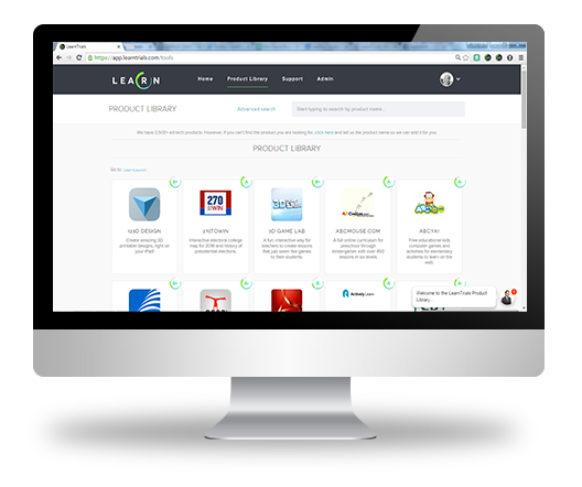 LearnPlatform, Product Library