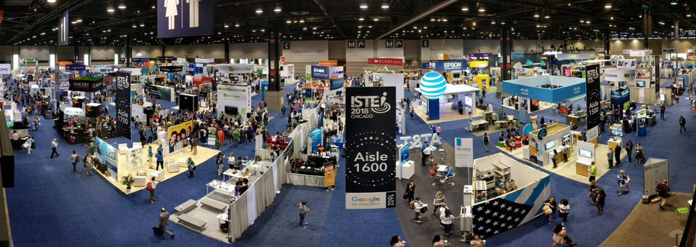 Image result for iste 2018