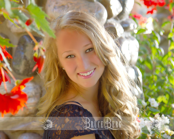 macy high school senior pretty girl in thurston oregon