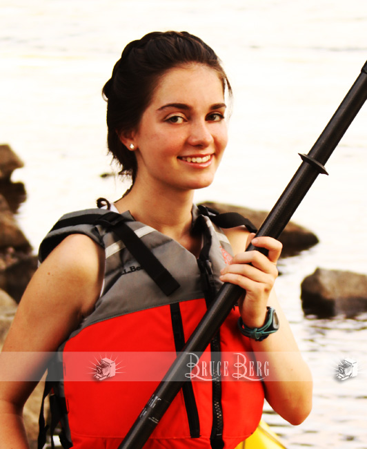 kayak girl high school pictures oregon