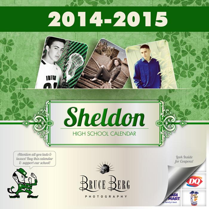 Sheldon HS calendar 2015-15