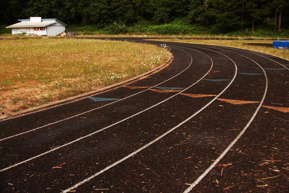 300 meter track