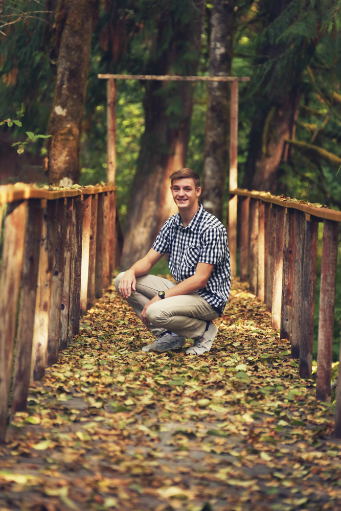 Eugene Oregon High School Senior Photos