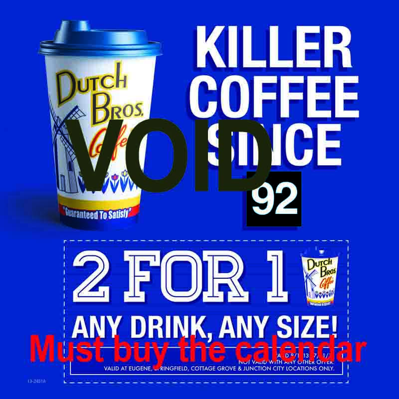 Dutch Bros Coffee oregon